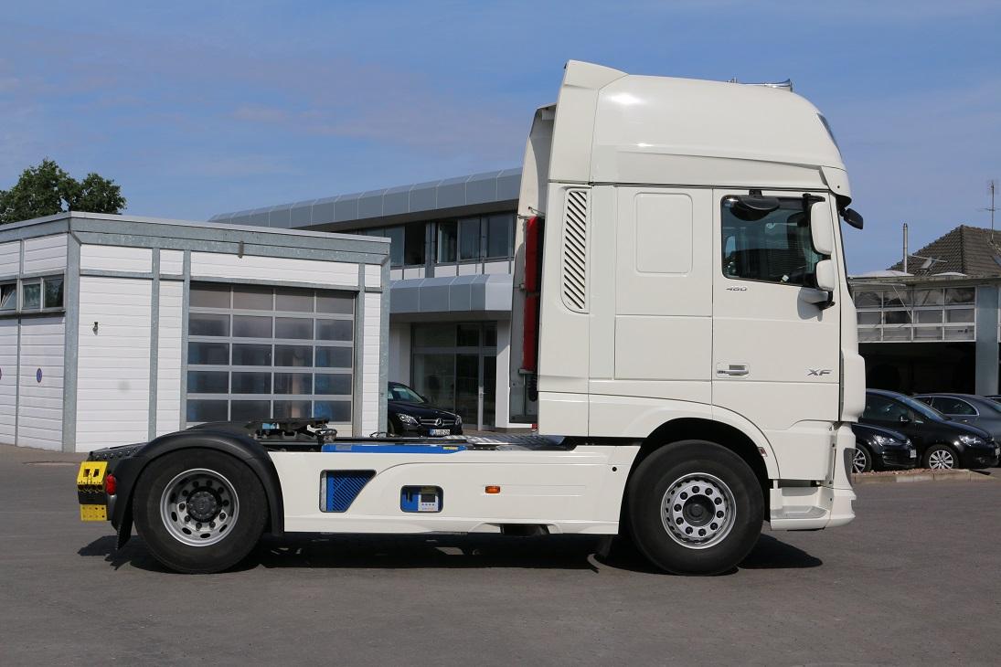 DAF Genmark Truck Unit Genset