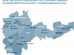 Service Partner EURAM